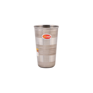Iman Stainless Steel Glass 1pc