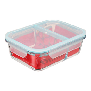 P.C Joy Glass Food Container With Lid 950ml