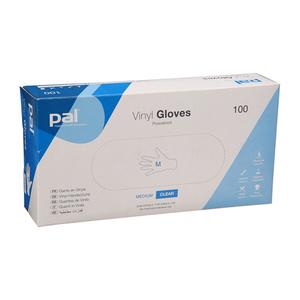 Pal Vinyl Gloves Medium 1pc
