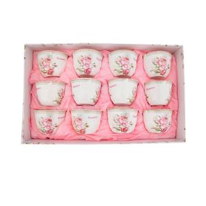Ruby Cawa Cup Set 10720 12pcs