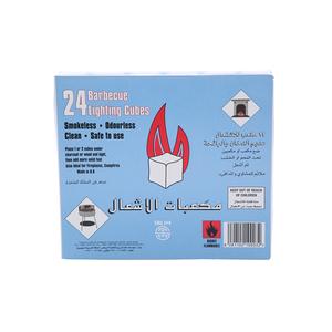 Salim Barbeque Lighting Cubes 24pcs