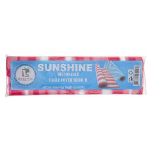 Sunshine Table Cover Medium 1pc