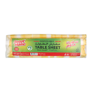 Sweet Home Table Cover 1pc