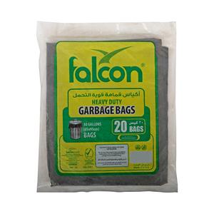Falcon Retail Oxo-Bio Degradable HD Garbage Bags 20pcs