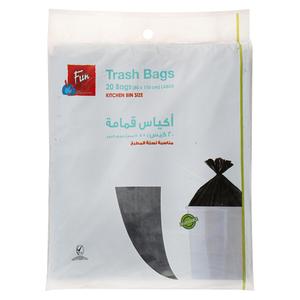 Fun Garbage Bags 80x110x20cm - 20s