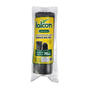 Falcon Retail Bio HD Garbage Bag 110x90cm - 20pcs