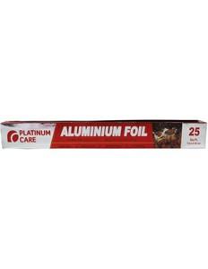 Platinum Care Aluminum Foil 25 Sq.Ft 1pc