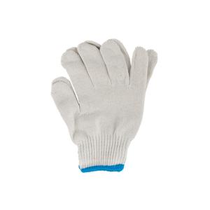 Mega White Cotton Gloves 1pc