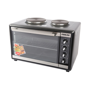 Nikai Mini Kitchen Oven With Rotis NT4520RHT 1pc