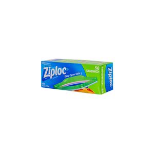 Ziploc Sandwich Bags 50pcs