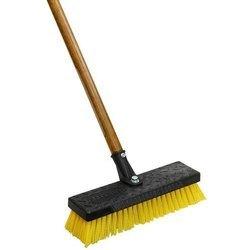 Floor Brush With Stick No.1656 1pc