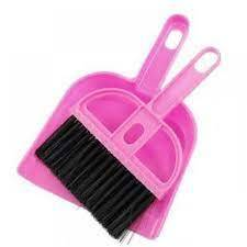 Dustpan With Brush Small 1pc