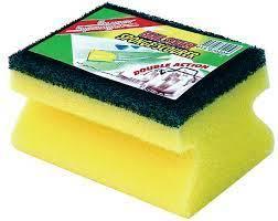 Super Sponge Grooved Scourer 3s