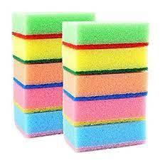 Super Sponge Color Combo Scourer 10s