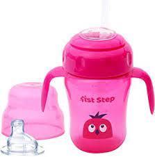 First Step Feeding Bottle Fs502 250ml 1pc