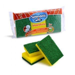 Arix Sponge Scouring + Scouring Pad 1set