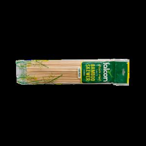 "Falcon Bamboo Skewers 100pcs - 6"""
