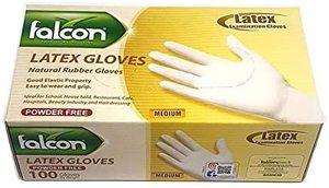 Falcon P E Gloves Ret 100pcs