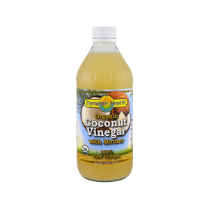 Dynamic Health Organic Coconut Vinegar 473ml