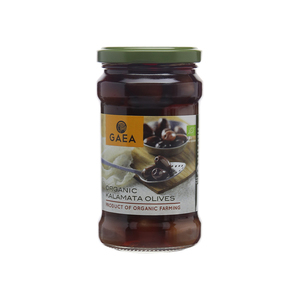 Gaea Organic Kalamata Olives 300g