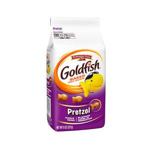 Pepperidge Goldfish Crackers Pretzel 187g