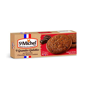 St Michel Chocolate Butter Cookies 150g