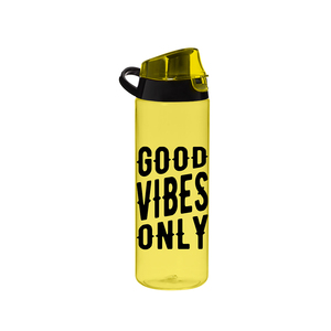 Herevin Sports Bottle Pc Good Vibes Only 750ml