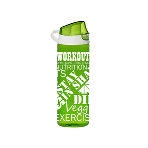 Herevin Sports Bottle Pc Work Out 750ml