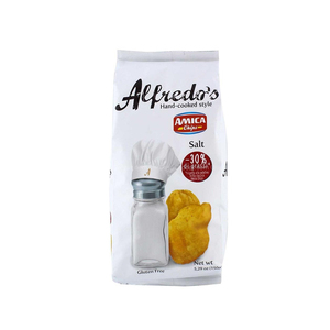 Alfredos Sea Salt Chips 150g