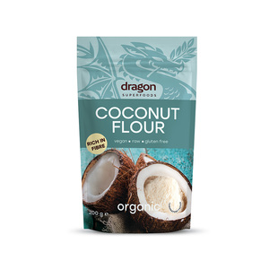 Dragon Superfoods Organic Coconut Flour 200g