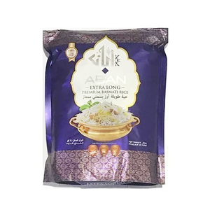 Aban Extra Long Premium Basmati Rice 5kg