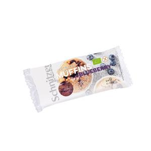 Schnitzer Organic Muffin Blueberry 140g