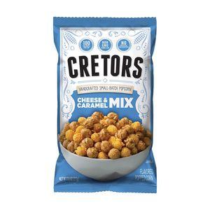 Cretors Cheese & Caramel Mix 213g