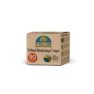 Iyc Fsc Certified Mini Baking Cups 90 pcs