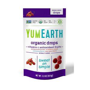 Yum Earth Organic Vitamin C Antioxidant 93.6g
