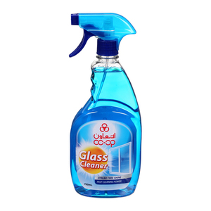 Co-Op Glass Cleaner 750ml