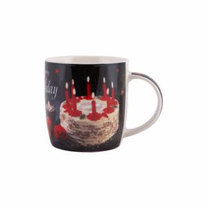 Ascot B China Mug 40Cl Happy Birthday 1pc