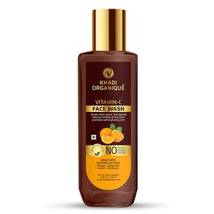 Khadi Organique Vitamin C Face Wash 100ml