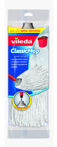 Vileda Classic Cotton Mop Refill 1pc