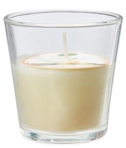 Samar Candle Jar Vanilla # Chst-0129 1pc