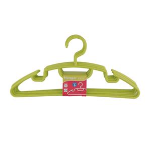 JCJ Plastic Hanger Set  # 1179 6pcs set