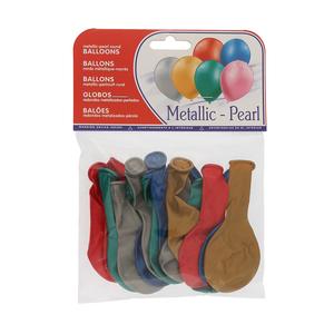 Balloon Metallic 15pcs