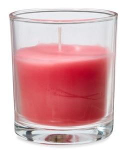 Samar Candle Jar Angel Orchid# Chst-0127 1pc
