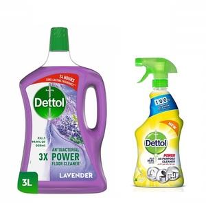 Dettol Lavender Antibacterial Power Floor Cleaner 3L+500ml