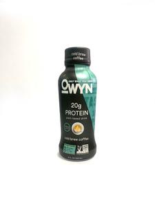Owyn Plant-Based Protein Drinks Cold Brew Coffee 1x12oz