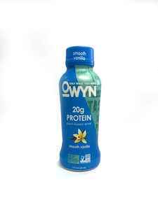 Owyn Plant-based Protein Drinks Vanilla 1x12oz