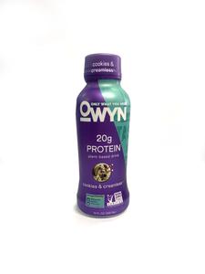 Owyn Plant-based Protein Drinks Cookies & Cream 1x12oz