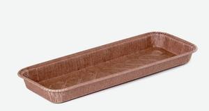 Fun Eco Rectangular Baking Mold 200x65x50mm 10s