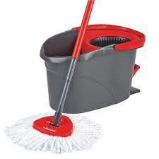 Vileda Easy Wring & Clean Spin Floor Mop Set 1pc