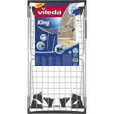 Vileda King Aluminum Table Indoor Cloth Dryer 20m 1pc